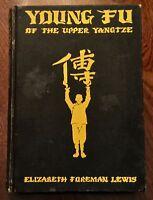 'YOUNG FU OF THE UPPER YANGTZE' by Elizabeth Foreman LEWIS / Kurt WIESE: 1st.Ed.