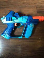 Lazer Tag Team Ops Laser Replacement Gun 2004 Tiger Electronics Blue