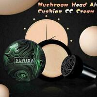 Pilz Kopf Makeup Luftpolster Moisturizing Foundation Breath Creme T0A7 P3Z1