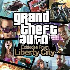 Grand Theft Auto Episodes From Liberty City Region Free PC KEY (Steam)