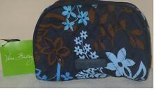 VERA BRADLEY Small  Zip Cosmetic Case in Java Floral Print *NWT*
