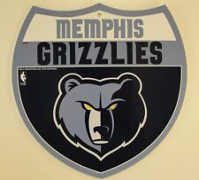 Memphis Grizzlies NBA Interstate Sign