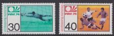 Germany 1974  #1146-47 World Cup Soccer Championship - MNH