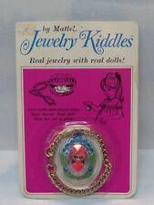 RARE Mattel 1967 Liddle Kiddle Jewelry Flower Bracelet w/Tiny Kiddle MOC #3747
