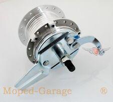 Puch Maxi Mofa Moped Hinterrad Radnabe komplett mit Bremse für Speichen Felge