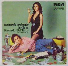 Pochette Tabac 45 tours Ricardo del Turco 1974
