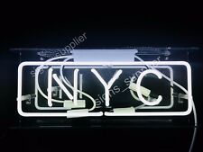 "New Nyc New York City Neon Sign Acrylic Gift Light Lamp Bar Room 14""x10"""