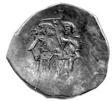 Münzen Mittelalter Kupfermünze? Original Byzantinische Münze