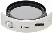 New Canon Camera for drop-in circular polarizing filter PL-C 52 (WII)