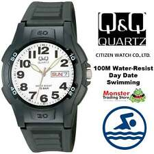 AUSSIE SELER GENTS WATCH DIVERS CITIZEN MADE A128J001 100M RRP$129.00 WARRANTY