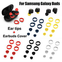In-ear Silicone Eartips Ear tips Kits Earbuds Cover For Samsung Galaxy Buds
