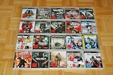 20 Spiele für die Sony Playstation 3 - Spiele Sammlung