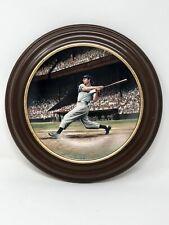 "Joe DiMaggio ""The Streak� Collector Plate"