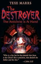 THE DESTROYER - MARRS, TEXE - NEW BOOK