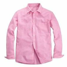 Linen Regular Collar Casual Shirts & Tops for Men NEXT