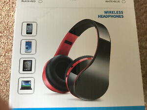 Wireless Rechargeable Gaming Headphones With Microphone