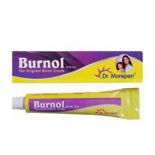 Burnol 20g Cream Dr. Morepen - The Original Burns Cream + Free Shipping