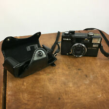 Vintage Minolta HI-MATIC AF2 Auto Focus Flash Film Camera Photography 70s 80s