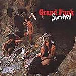 GRAND FUNK RAILROAD - SURVIVAL RMX  CD