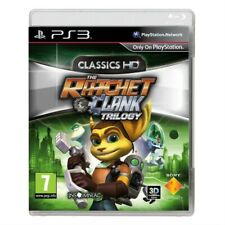 RATCHET & CLANK TRILOGY HD COLLECTION PS3 UK NEW