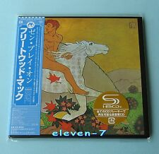 FLEETWOOD MAC Then play on JAPAN mini lp CD SHM Peter Green, McVie