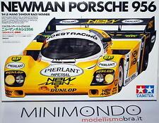 KIT NEWMAN PORSCHE 956 1984 24H LE MANS WINNER 1/24 TAMIYA 24049