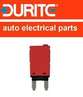 Durite 0-380-60 Mini Blade Fuse Type Manual Reset Circuit Breaker - 10A, 12/24V