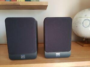Pair of Q Acoustics 2010i Speakers -  Graphite Black