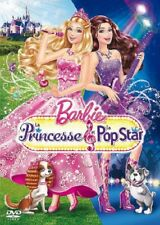 Barbie the princess and popstar DVD NEW BLISTER PACK