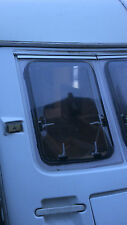 Mid 90's ABI Caravan Double Glazed Very Front Offside Window 495mm w x 695>675 h