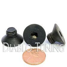 10mm x 1.50 x 12mm - Qty 10 - FLAT HEAD Socket Cap Screws Countersunk 12.9 M10