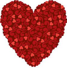 Reminisce FLOURISH OF LOVE 12x12 DIE-CUT Glitter Shimmer (1) Scrapbooking Paper
