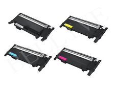 KIT 4 Toner compatibile per Samsung Xpress C480W Xpress C480FN C480FW CLT-K404S