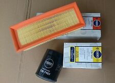 Fiat Cinquecento Seicento 1.1 Air Oil Filter - Service KIT
