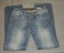 LTB JEANS STYLE VALERIE 5145 W27 / L34 MID RISE Fit BOOTCUT Wash ~ 66273-305