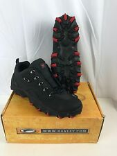 OAKLEY TEETH 11059 BLACK/RED SIZE 14 - NEW IN BOX