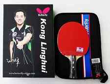 Butterfly Kong Linghui Table Tennis Ping Pong Racket Paddle Bat Blade Shakehand