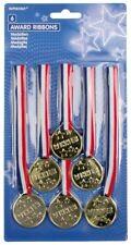 AMSCAN 39239 - Geburtstag & Party -  6 Medaillien Winner