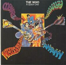 CD-The Who A Quick One 1966/ AAD Edt West Germany