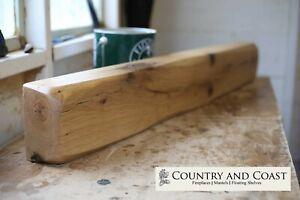 Oak Beam Fireplace Mantel Solid Oak Mantelpiece Wooden Beam, Fittings & Delivery