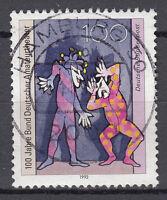 BRD 1992 Mi. Nr. 1626 TOP Vollstempel / Rundstempel gestempelt LUXUS! (19717)