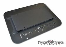 Poison Spyder Tramp Stamp II w/ License Plate Mount - Wide Vent 10-17 Jeep JK