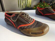 CAMPER Peu Senda Damen Schuhe Sneaker Textil Leder Gr.38 Neuwertig