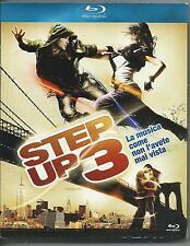 Step up 3 (2010) Blu Ray slipcase