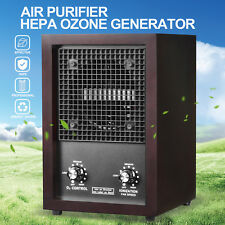 Commercial Air Purifier Fresh Cleaner Ionizer Ozone Generator SmokeOdor Remover