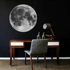 ZygoMax Full Moon Wall Sticker   Kids Space Themed Self Adhesive Wall Decal Part 80