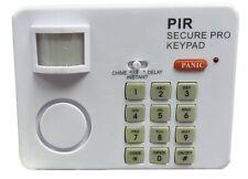 New Essential Heavy Duty Home Security Wireless Motion Sensor Alarm PIR Keypad
