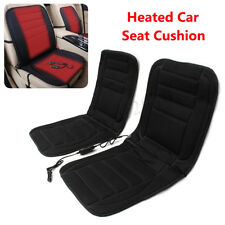 2x Universal Car Seat Heater Cover Pad Cushion Heated Heater Warm Thickening