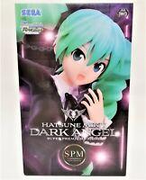 SEGA Hatsune Miku Dark Angel Premium Figure DIVA Arcade Future Tone SPM F/S