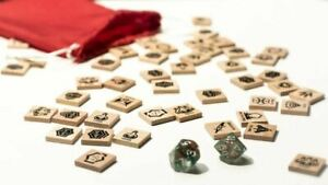 MAGIC THE GATHERING COMPATIBLE WOODEN COUNTERS